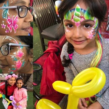Face Painting 01