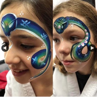 Face Painting 02