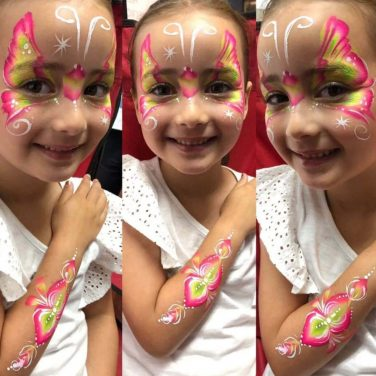 Face Painting 04
