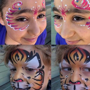 Face Painting 05