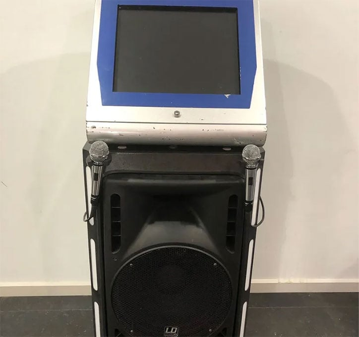 Jukebox Machine Hire