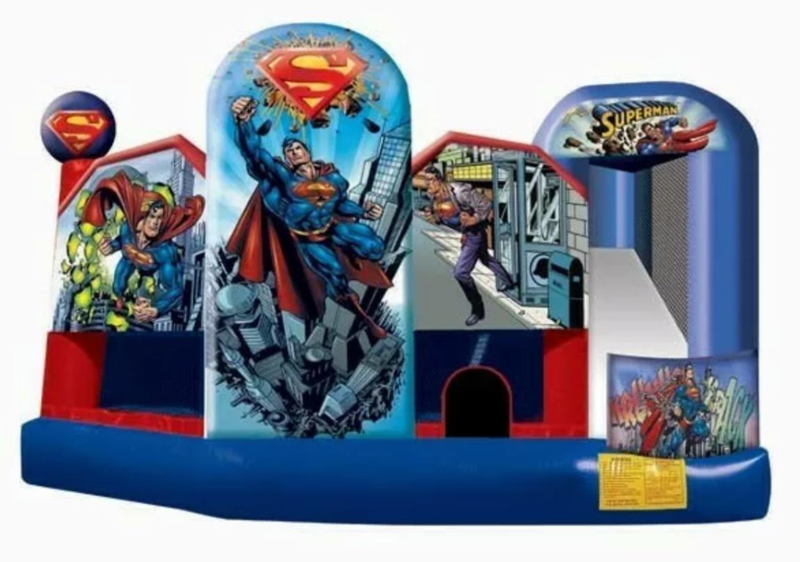 Superman5in1